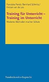 Training für Unterricht - Training im Unterricht: moderne Methoden machen Schule