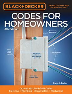 Black   Decker Codes for Homeowners 4th Edition PDF