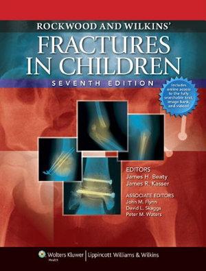 Rockwood and Wilkins  Fractures in Children PDF