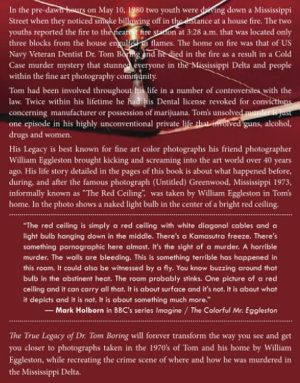 The True Legacy of Dr Tom Boring  An Unsolved Murder Mystery Biography