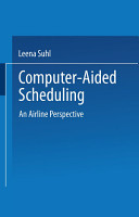 Computer Aided Scheduling PDF