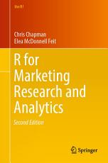 R For Marketing Research and Analytics PDF