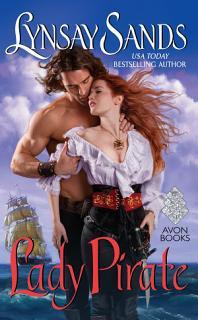 Lady Pirate Book