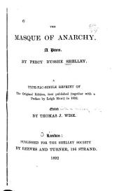 The Masque of Anarchy: A Poem