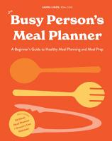 The Busy Person s Meal Planner PDF