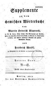 Chemisches Wörterbuch