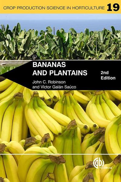 Bananas and Plantains PDF