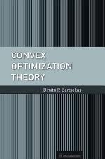 Convex Optimization Theory