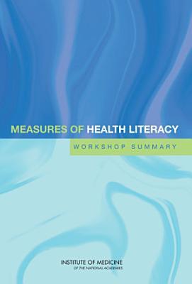 Measures of Health Literacy