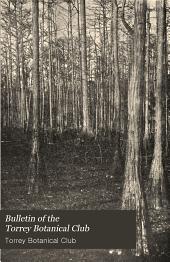 Bulletin of the Torrey Botanical Club