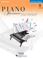 Piano Adventures - Level 2B Lesson Book