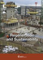 Urban Regeneration   Sustainability PDF