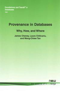 Provenance in Databases Book