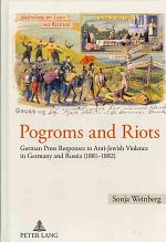 Pogroms and Riots