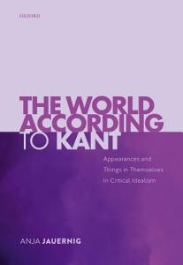 The World According to Kant PDF