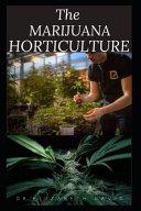 The Marijuana Horticulture PDF