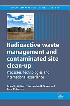 Radioactive Waste Management and Contaminated Site Clean Up PDF