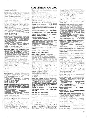 Current Catalog PDF