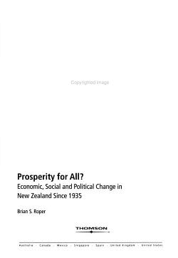 Prosperity for All  PDF