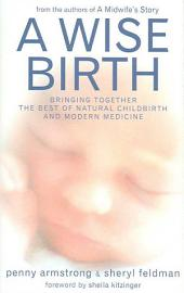 A Wise Birth: Bringing Together the Best of Natural Childbirth and Modern Medicine