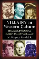 Villainy in Western Culture PDF