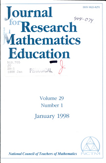 Journal for Research in Mathematics Education PDF