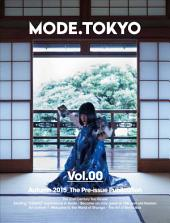 MODE.TOKYO Vol.00 (French Edition)