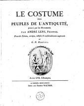Le costume des peuples de l'antiquité, prouvé par les monuments