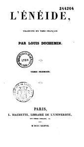 Oeuvres de Virgile, traduites en vers par Louis Duchemin