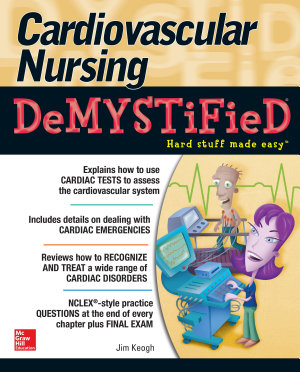 Cardiovascular Nursing Demystified PDF