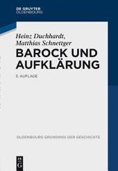 Barock und Aufklärung: Ausgabe 5