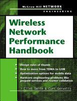 Wireless Network Performance Handbook PDF