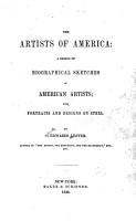 The Artists of America PDF