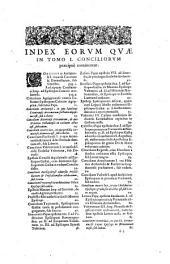 Concilia antiqua Galliae ...