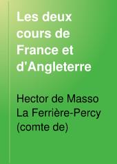 Les deux cours de France et d'Angleterre