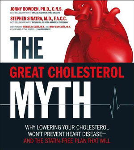 The Great Cholesterol Myth Book