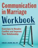 Communication in Marriage Workbook