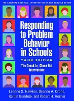 Responding to Problem Behavior in Schools, Third Edition