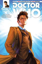 Doctor Who: The Tenth Doctor #4: The Arts in Space Part 1, Issue 4