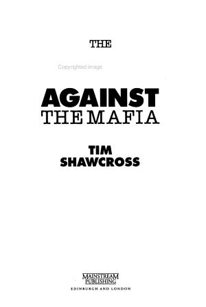 The War Against the Mafia PDF