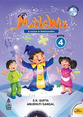 Maths Wiz Book 4