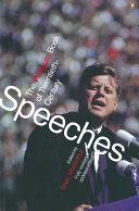 The Penguin Book of Twentieth Century Speeches