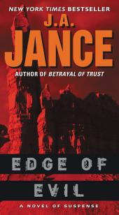 Edge of Evil: A Novel of Suspense