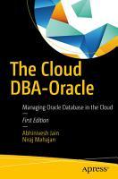 The Cloud DBA Oracle PDF