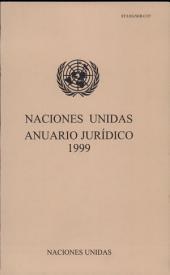 Anuario Jurídico de las Naciones Unidas 1999