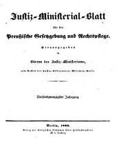 Deutsche justiz: rechtspflege und rechtspolitik ... Amtliches blatt der deutschen rechtspflege, Band 25