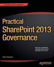 Practical SharePoint 2013 Governance PDF