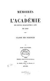 Memoires de l'Academie
