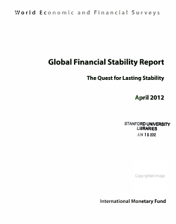Global Financial Stability Report PDF