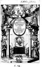 Psalmodia Eucharistica cōpvesta por el M. R.do P. M. Fr. Melchior Prieto, etc. [With the text.]